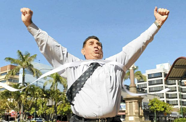 Bundaberg mayor Mal Forman wants to take council in a new direction.