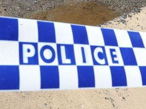 Serious crash on Bruce Hwy: Car flips off highway