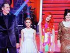 The Voice final four: Darren Percival, Rachael Leahcar, Sarah de Bono and Karise Eden.