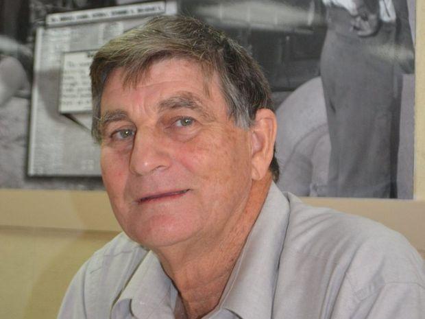 Gasfields Commissioner John Cotter.