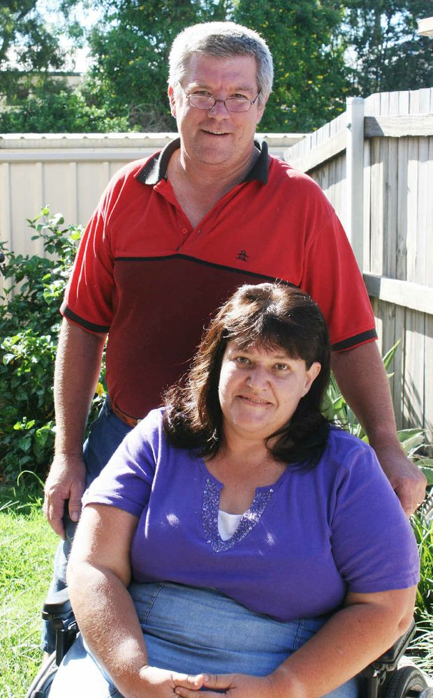 Sue and Ian Johnson know all too well the value of nurses.