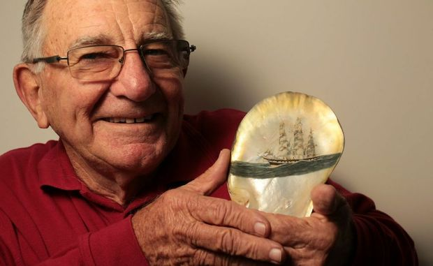 Ross Tucker of Palmwoods is travelling to Canberra on Monday to take part in next weekend's memorial for the more than 1000 Australians who died on the Japanese prisioner of war ship the Montevideo Maru.