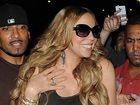 Mariah Carey returns to work