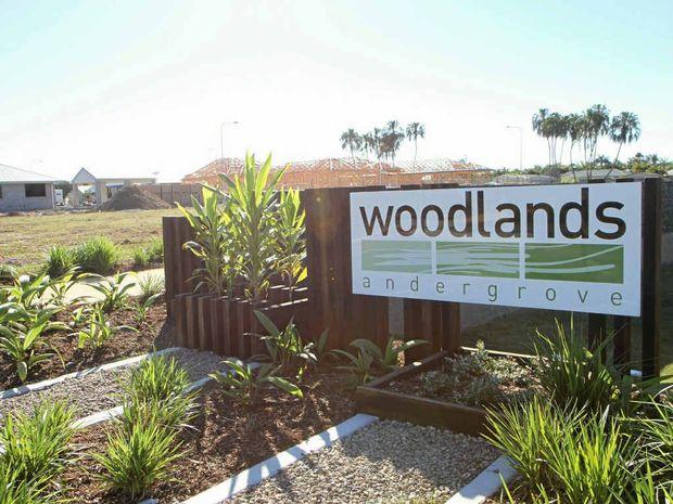Woodlands Estate at Andergrove.