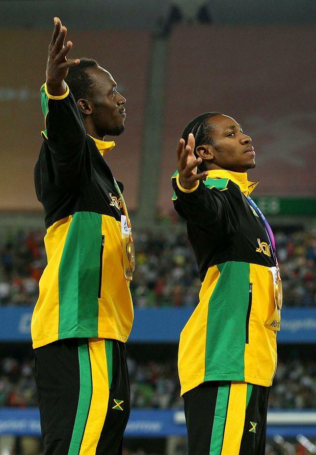 Usain Bolt and ...