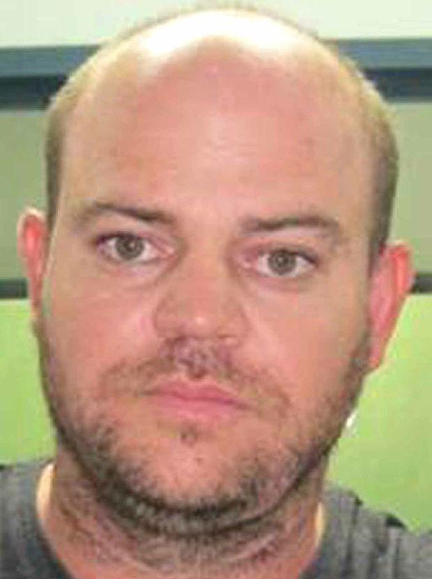 Missing Mackay man Timothy Pullen.