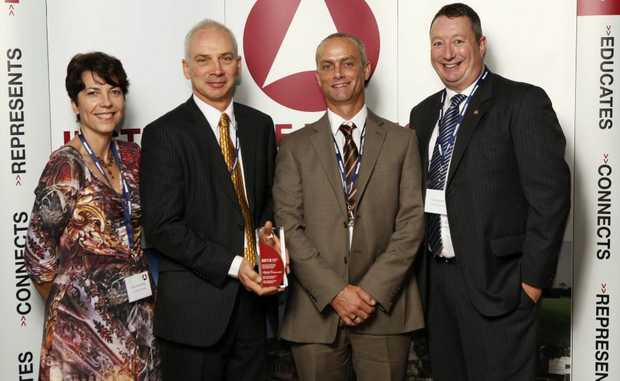Civil Team Engineering was recognised with a Highly Commended at the 2012 Institute of Public Works Engineering Excellence Awards.
