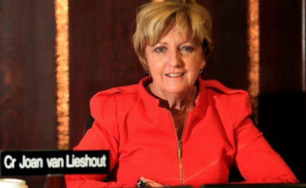 Cr Joan van Lieshout