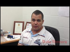 Seibold talks about upcoming match