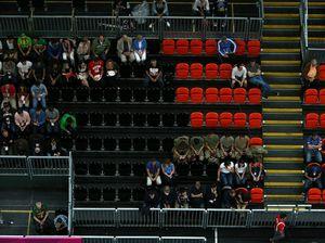 Ticket sales not IOC's problem