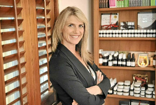 Kim Morrison and the Twenty8 team focus on providing women with all-natural beauty products.
