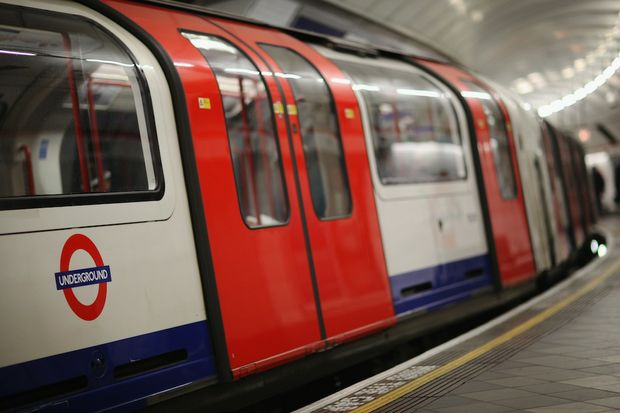 Team USA's basketball squad has been spotted on London's public transport system.