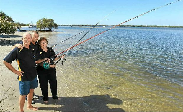 Caloundra powers up for titles sunshine coast daily for Sally t fishing