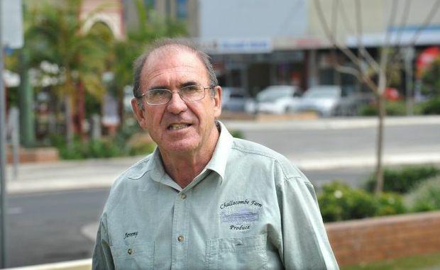 Grafton Chamber of Commerce president Jeremy Challacombe.