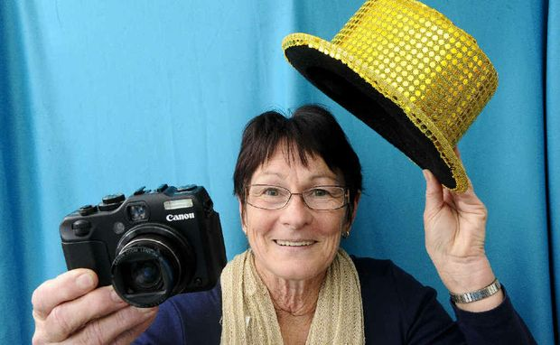 Carol Davies of Something Special Wedding, takes her hat off to this weekend's Daily Examiner Wedding Expo.