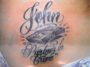 Criminals inked with evidence
