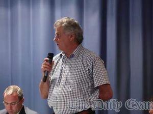 Paul Parkinson meet the candidates