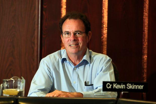 Cr Kevin Skinner