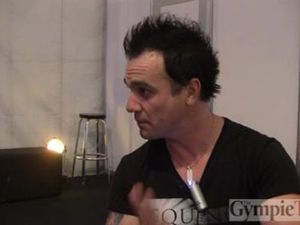Shannon Noll at the Gympie Music Muster