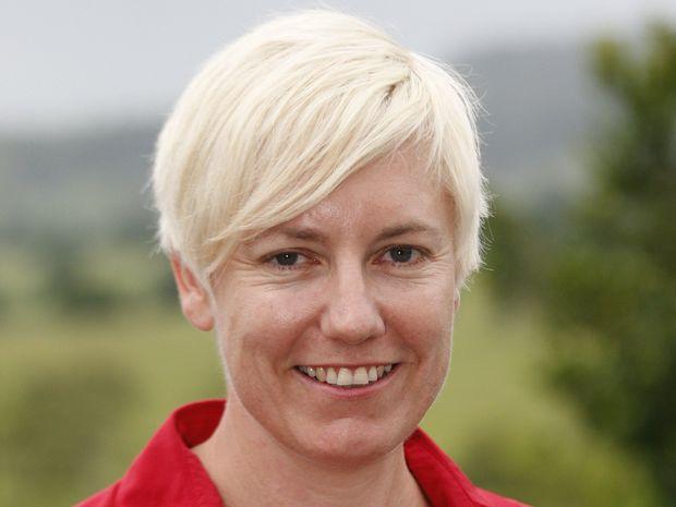 Greens MP Cate Faehrmann.