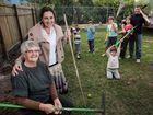 Green thumbs help backyards bloom