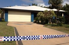 The Bucasia house where the body of a 29-year-old woman was found by police on Sunday night.