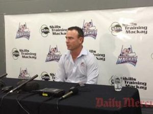 Mackay Cutters coach Kim Williams talks about aspirations