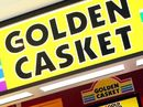 DON'T say it could never happen to you - the extremely lucky winner of this week's first division Golden Casket prize hails from Ipswich.