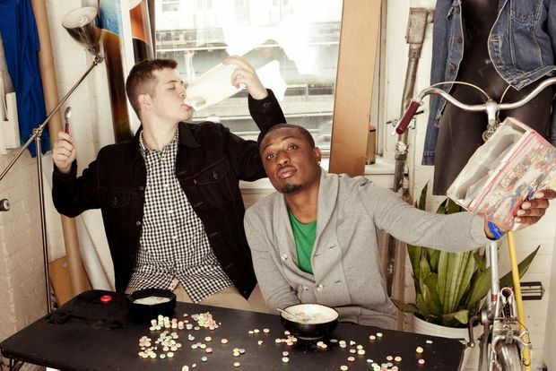 The rap duo Chiddy Bang will perform at Parklife.