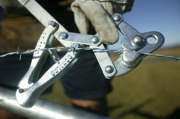 New Fencing Strainer Rural Weekly