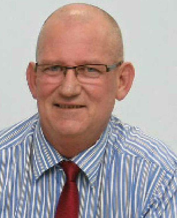 Rockhampton MP Bill Byrne.