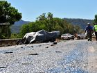 Holiday road fatalities less than previous year