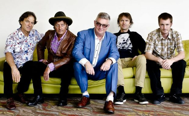 Aussie rock legends Mental as Anything.
