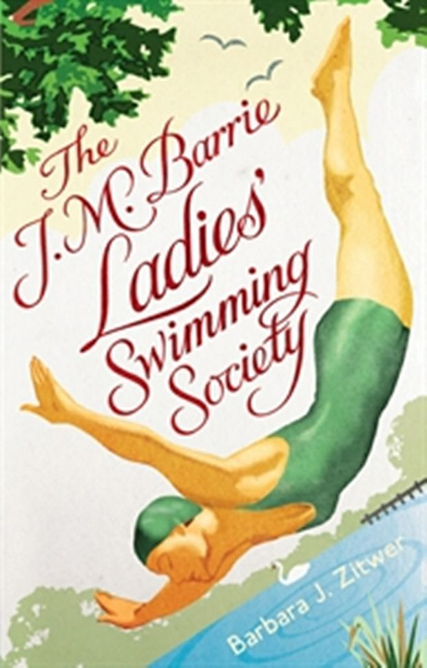 The J.M. Barrie Ladies' Swimming Society is a heartwarming read.