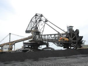 Flooding impact could hit coal production levels