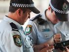 A ROUTINE police job has ended a man's crime spree across Ipswich and the Lockyer Valley.