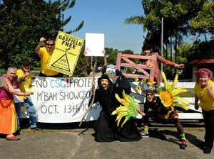 At least 3000 expected at CSG rally