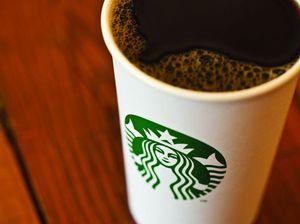 Woman falls down lift shaft in Starbucks