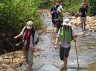 Lindisfarne students trek through jungles of Borneo