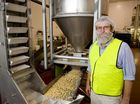 Stahmann Farms managing director Matthew Durack. The Toowoomba-based company has joined the world's largest macadamia marketing company, Green & Gold Macadamias, Tuesday, October 23, 2012. Photo Kevin Farmer / The Chronicle