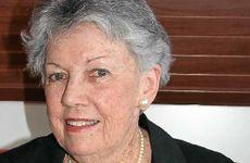 TRUE BLUE RURAL WOMAN: Nancy Hancock.