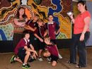 STUDENTS from Burnett Heads Primary School are preparing to enter the CREATivE CHANGE GenerationOne School Competition for the chance to win $15,000.