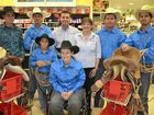 Supa IGA Warwick backs team of rodeo stars for the win