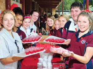 Ipswich State High do 'Day for Daniel'
