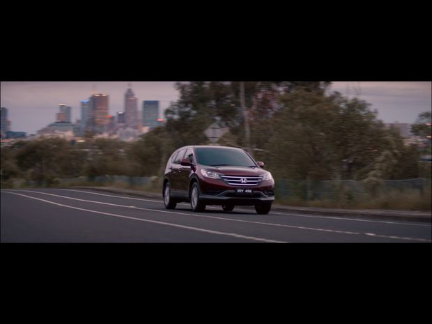 Honda's advertising campaign for its vital new CR-V starts today.