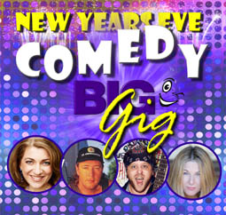 2012 New Years Eve Comedy Fetival @ The Big Gig