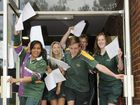 Students step out to new challenges