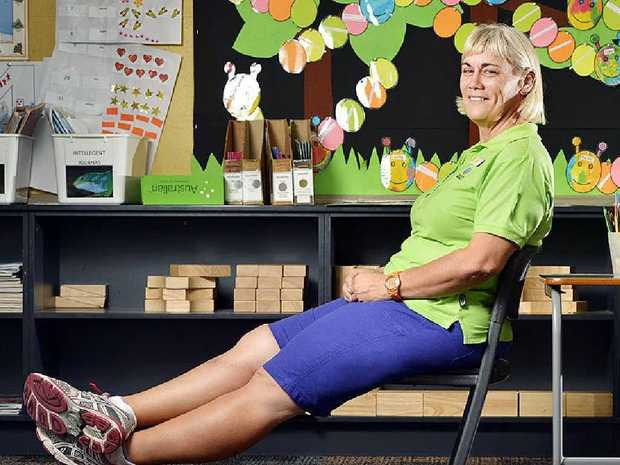 CHANGES: School teacher Robyn Robertson has been teaching for 20 years.
