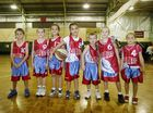 Junior Basketball: Brothers Jems vs Comets Emus; Mt Crosby Magpies vs Comets Marsbars; Springfield Centaurs vs Brothers Celtics and Brothers Lil Heat vs Comets Moonbeams.