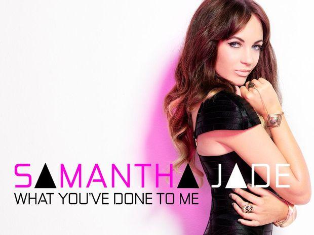 Samantha Jade's X Factor winner's single.